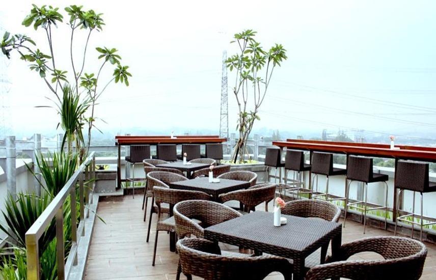 Hotel Dafam Teraskita Jakarta - Eksterior