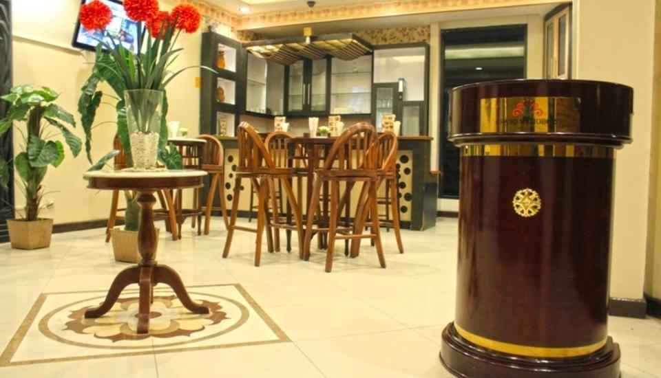 Grand Malioboro Jambi - Restoran