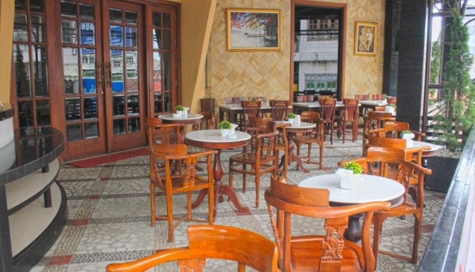 Grand Malioboro Jambi - kafe