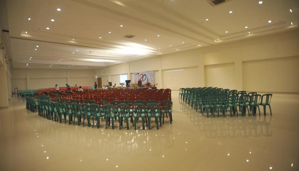 Laut Biru Resort Hotel Pangandaran - Ballroom