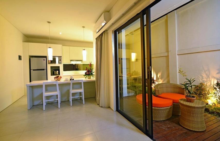 Sama Sama Suites & Restaurant Bali - Interior
