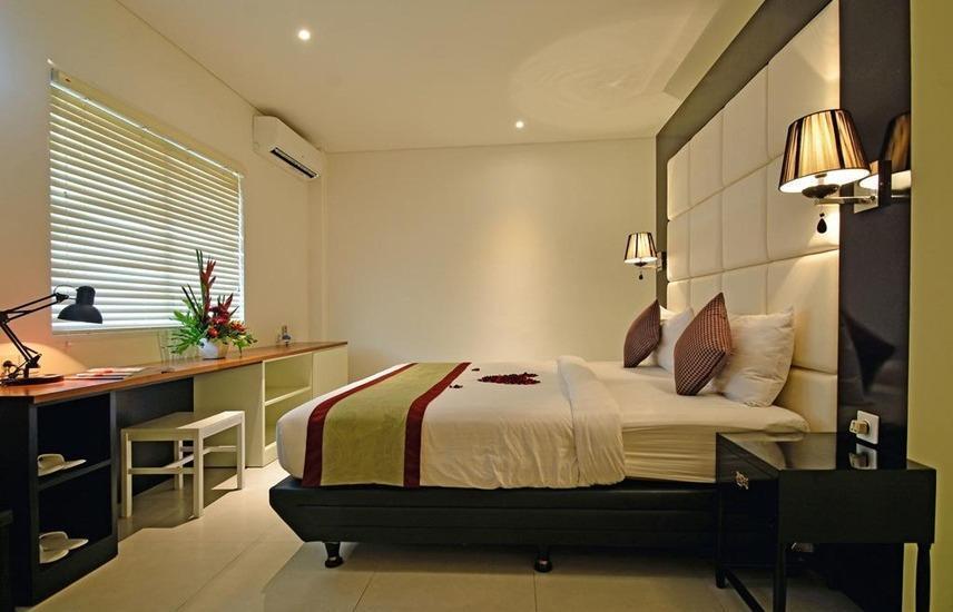 Sama Sama Suites & Restaurant Bali - Deluxe Room Only Regular Plan