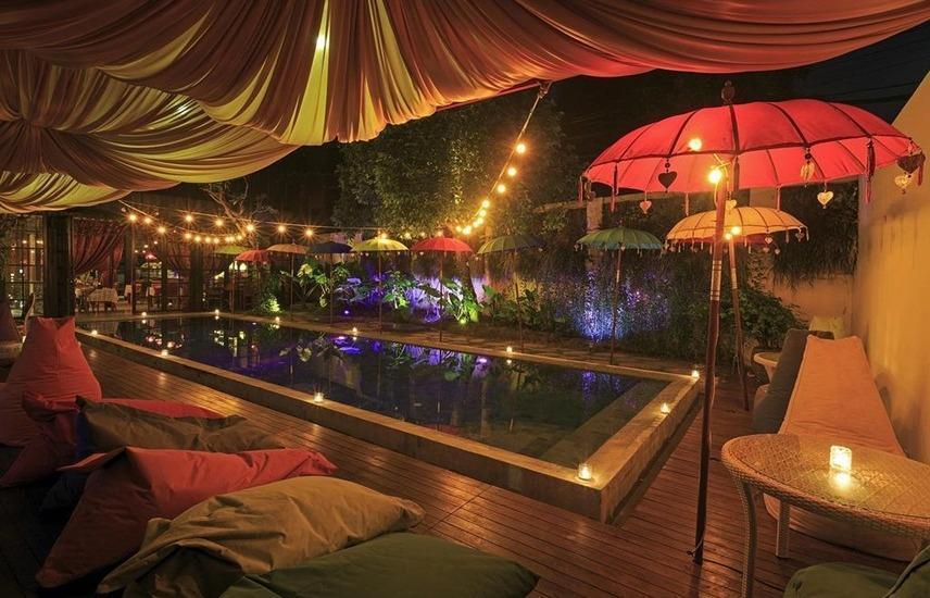 Sama Sama Suites & Restaurant Bali - Pool