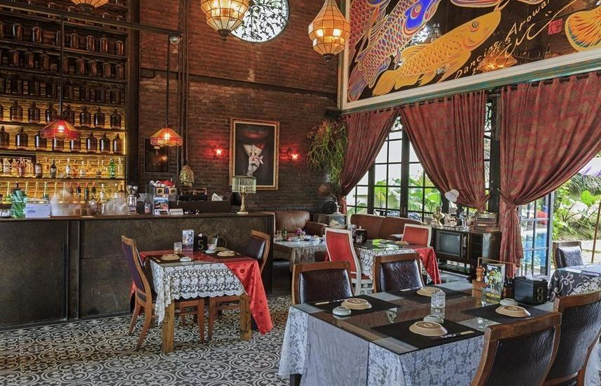 Sama Sama Suites & Restaurant Bali - Restaurant