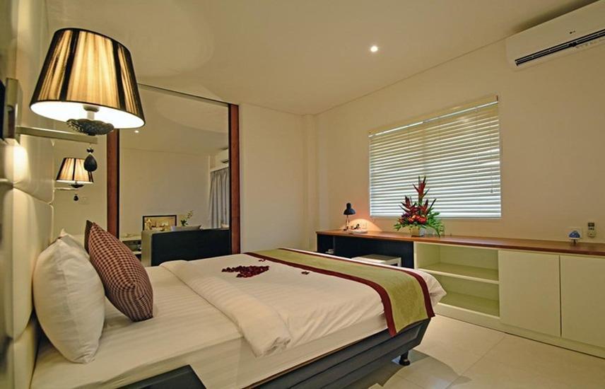 Sama Sama Suites & Restaurant Bali - Deluxe Room Regular Plan