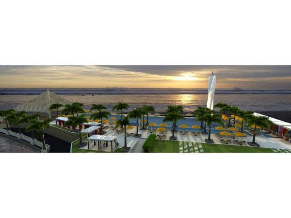 Lv8 Resort Hotel Bali - panoramic view