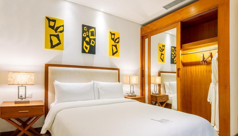 Lv8 Resort Hotel Bali - Suite 2 Kamar Tanpa Sarapan BASIC PROMO