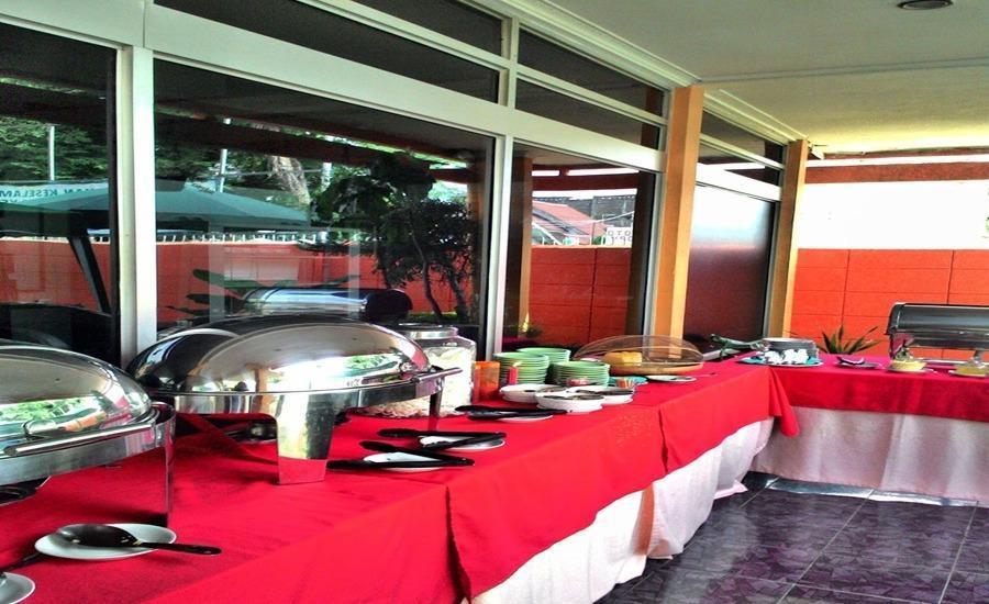 Hotel Wisata Baru Serang - Restoran