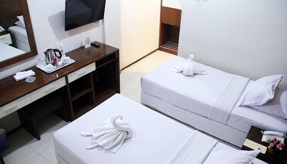 Hotel Wisata Baru Serang - Deluxe room