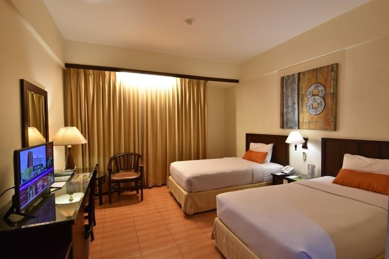 Grand Zuri Dumai Dumai - Kamar Superior Twin Regular Plan