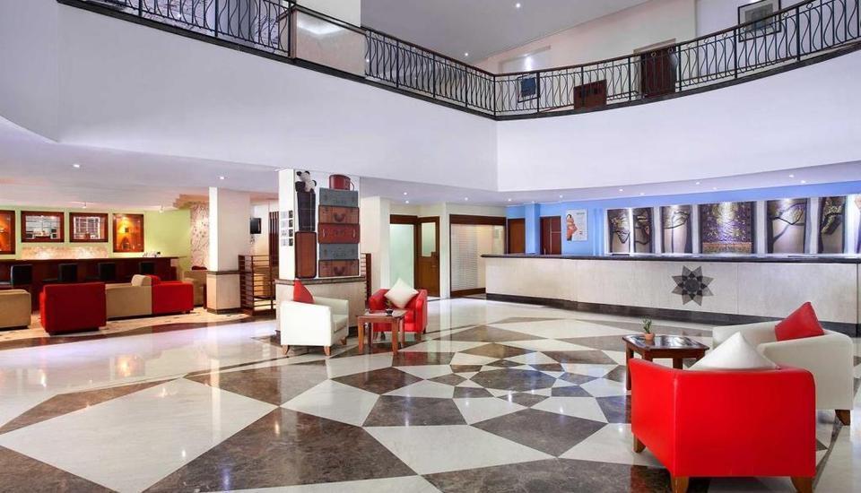 Arcadia Surabaya Hotel Surabaya - Lobi