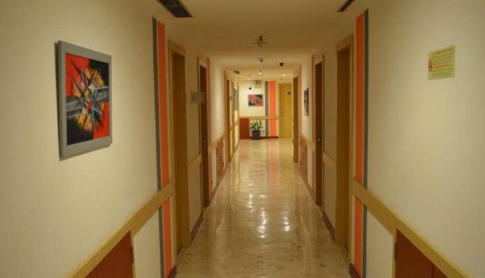 Hotel Arcadia Surabaya - Koridor