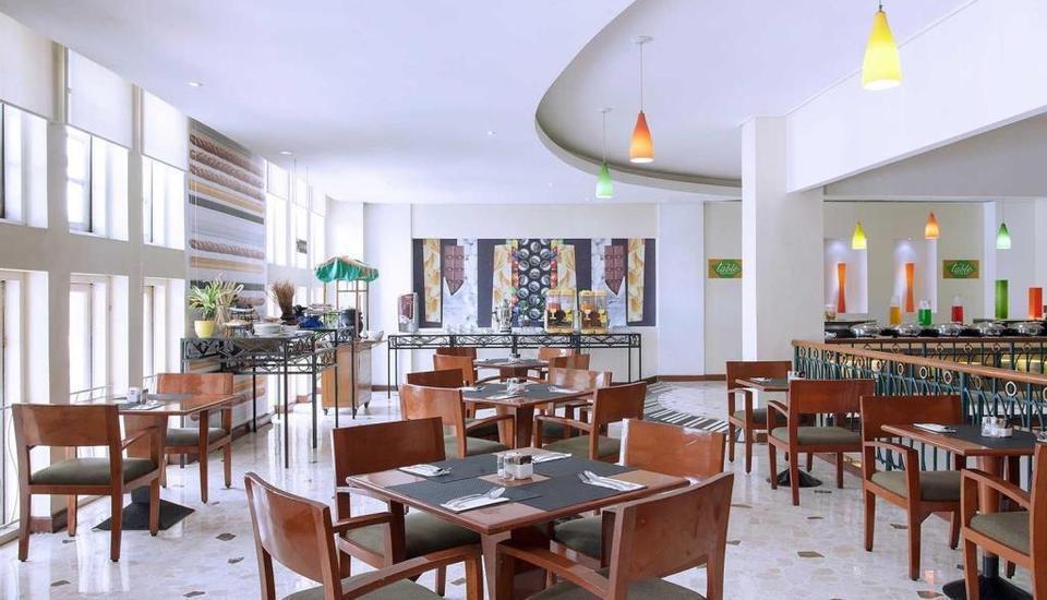 Arcadia Surabaya Hotel Surabaya - Restoran