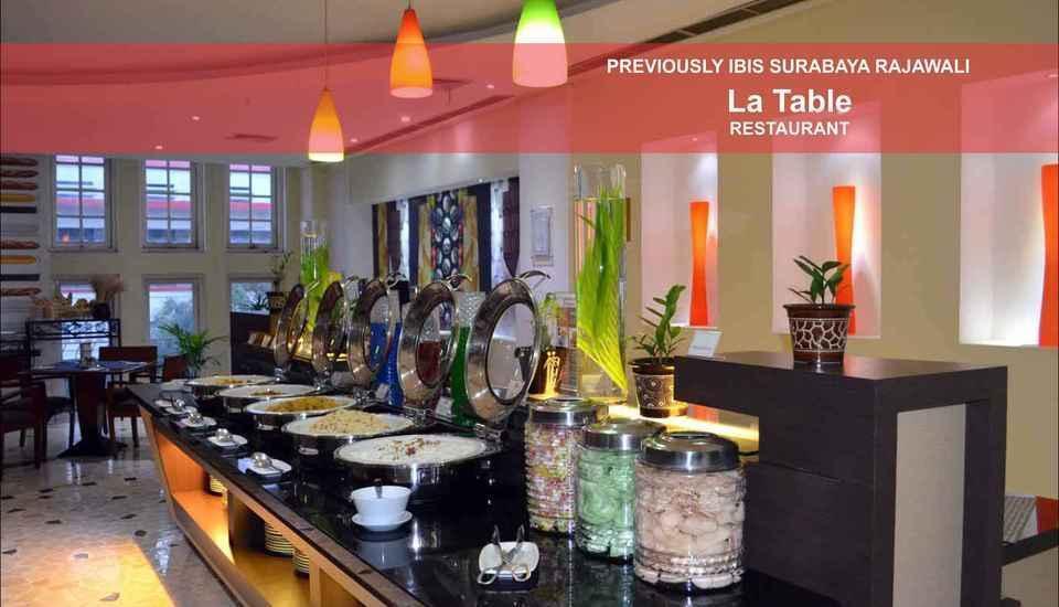 Hotel Arcadia Surabaya - prasmanan