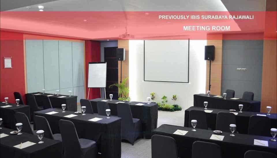 Arcadia Surabaya Hotel Surabaya - ruang meeting