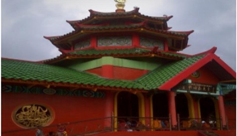 Hotel Arcadia Surabaya - Masjid Cheng HO
