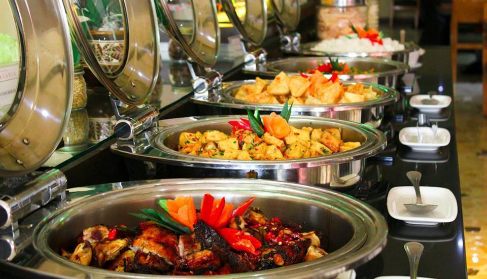 Hotel Arcadia Surabaya - Makan Pagi