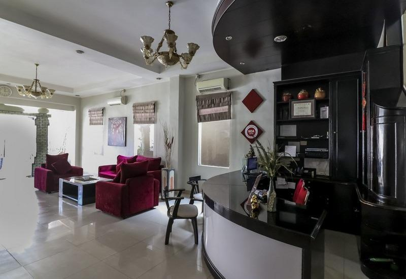 NIDA Rooms Trans Rotterdam Pearl Makassar - Resepsionis