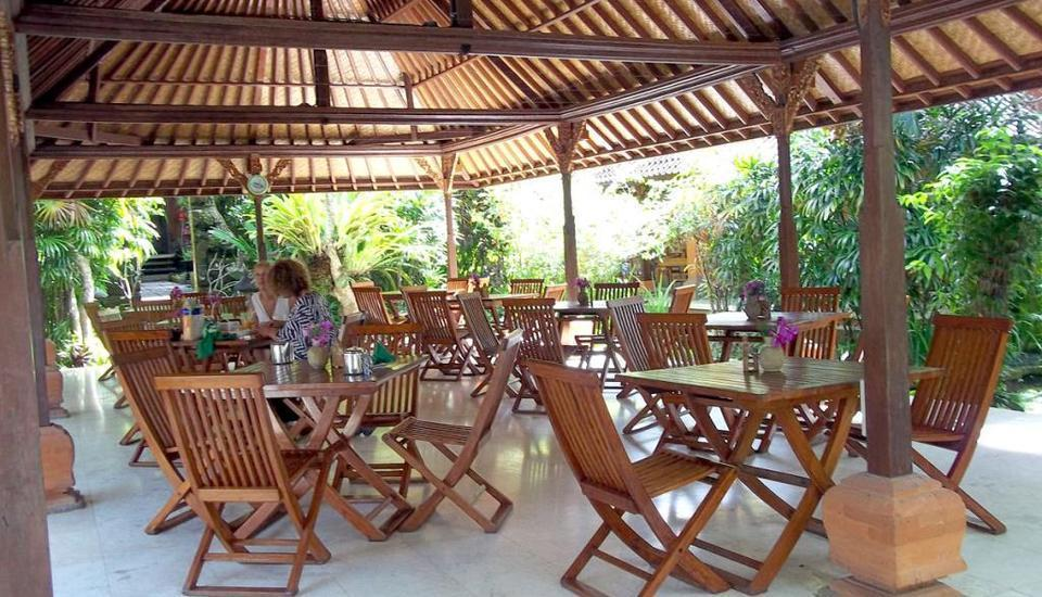 Puri Saraswati Bungalows Bali - Restoran