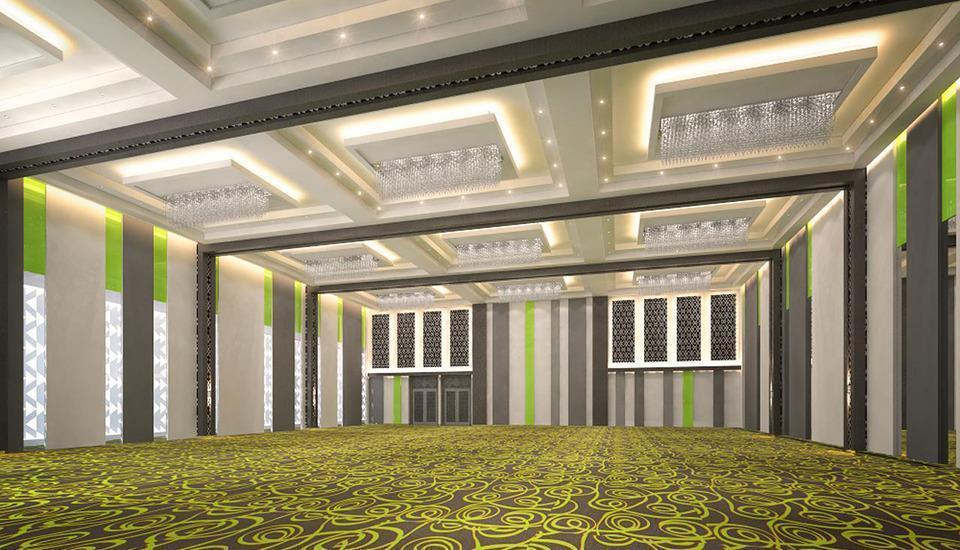 MaxOneHotels at Resort Delia Makassar - Ballroom