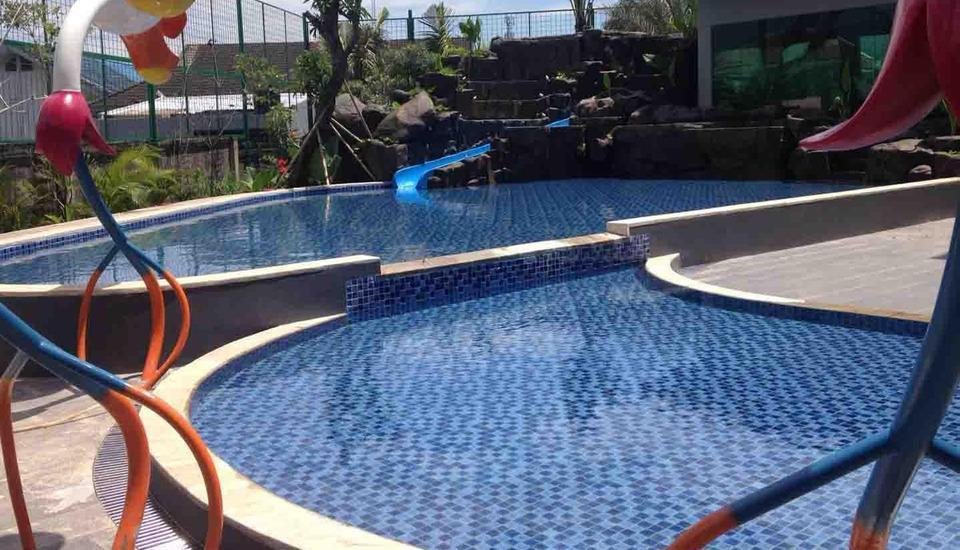 MaxOneHotels at Resort Delia Makassar - Kolam Anak