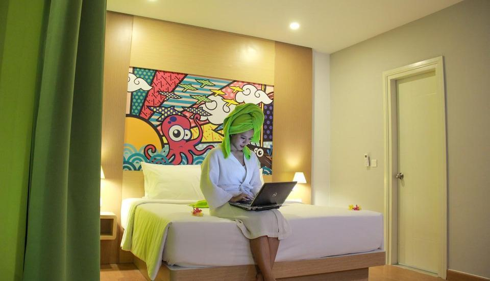 MaxOneHotels at Resort Delia Makassar - Kamar Warmth