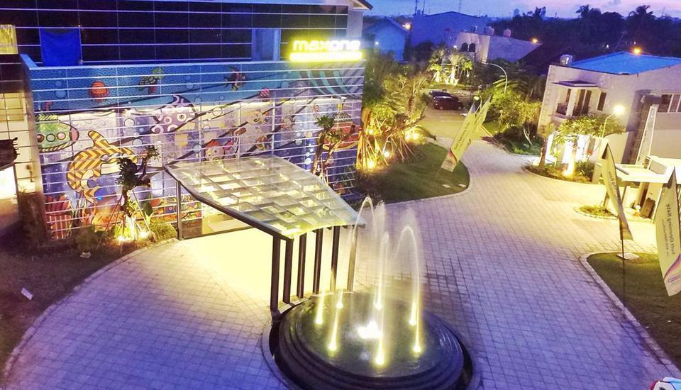 MaxOneHotels at Resort Delia Makassar - Tampak Depan