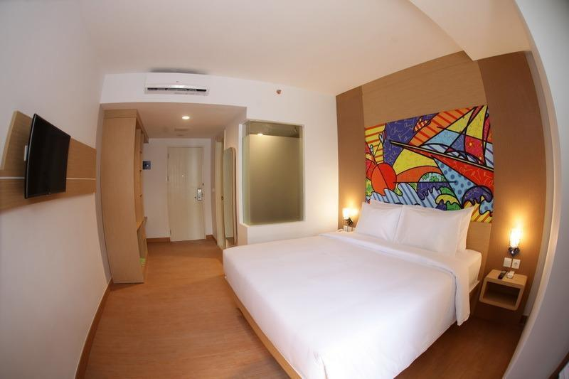 MaxOneHotels at Resort Delia Makassar - Max Happiness Double Room Only  Basic Deal Disc 20%