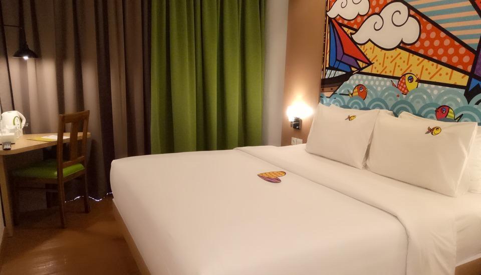 MaxOneHotels at Resort Delia Makassar - Max Love single room