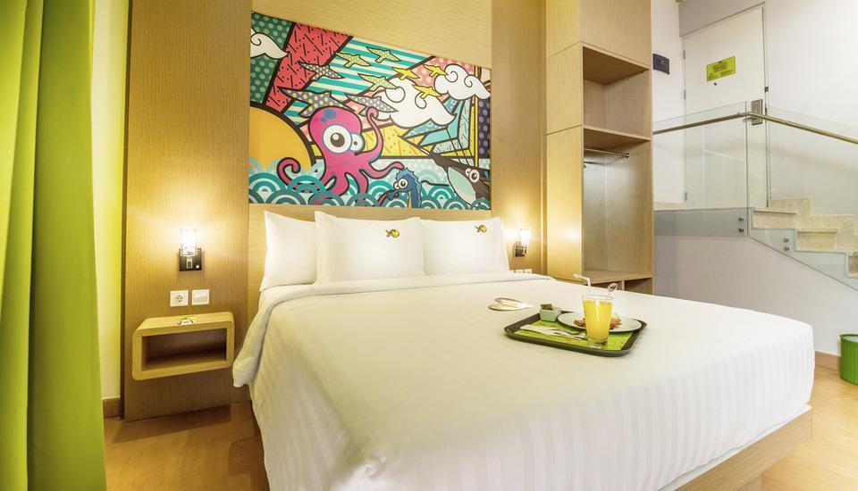 MaxOneHotels at Resort Delia Makassar - Max Warmth Room With Breakfast Basic Deal