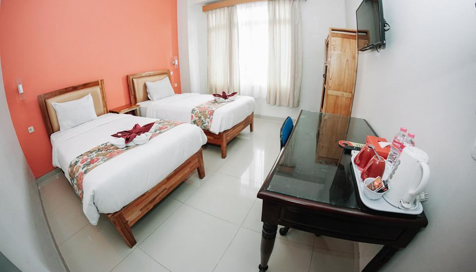 Summer Quest Yogyakarta - kamar