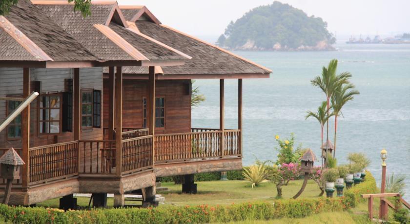 KTM Resort Batam - Cottage Keluarga dengan pemandangan laut