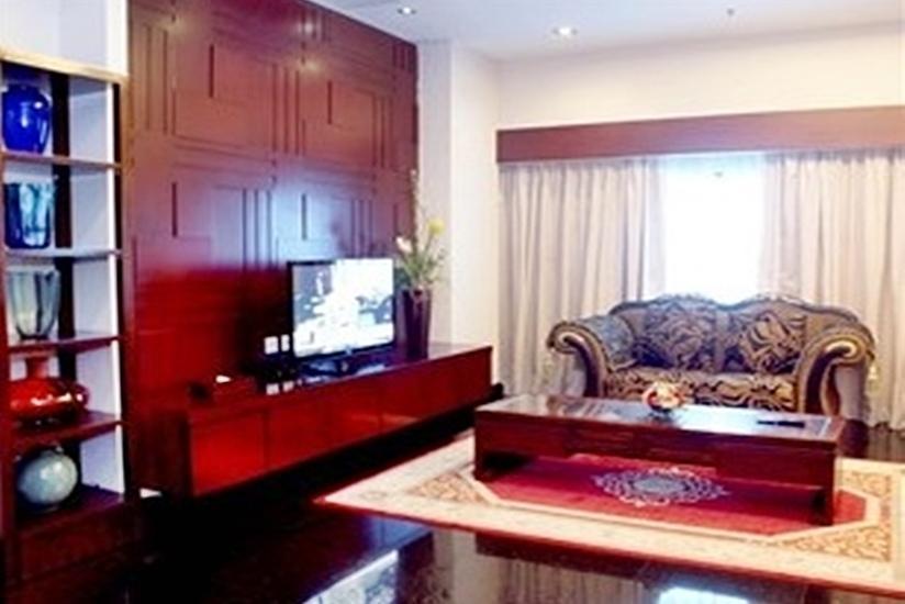 Manhattan Hotel Jakarta - Living Room