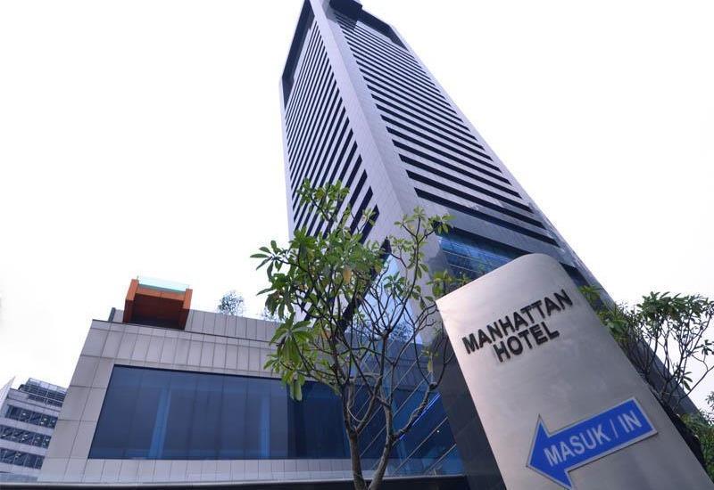 Manhattan Hotel Jakarta - Hotel Building