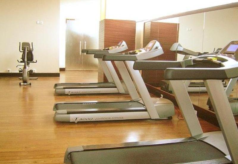 Manhattan Hotel Jakarta - Fitness Centre