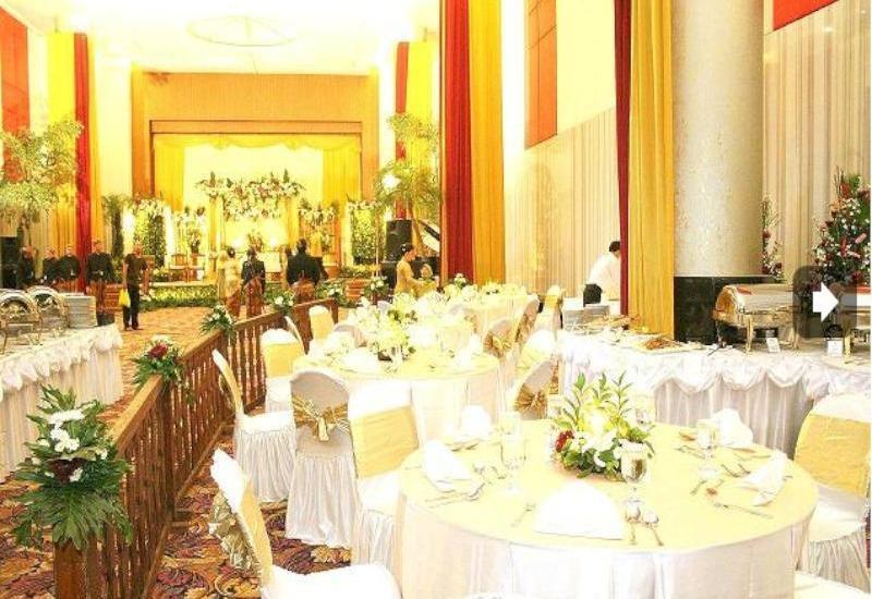 Manhattan Hotel Jakarta - Ballroom