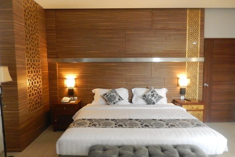 Grand Amira Hotel Solo - Kamar tamu