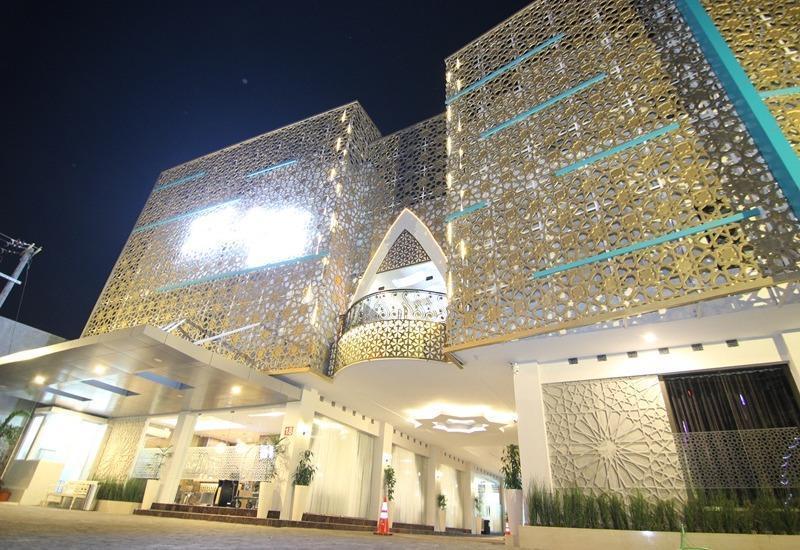 Grand Amira Hotel Solo - Eksterior