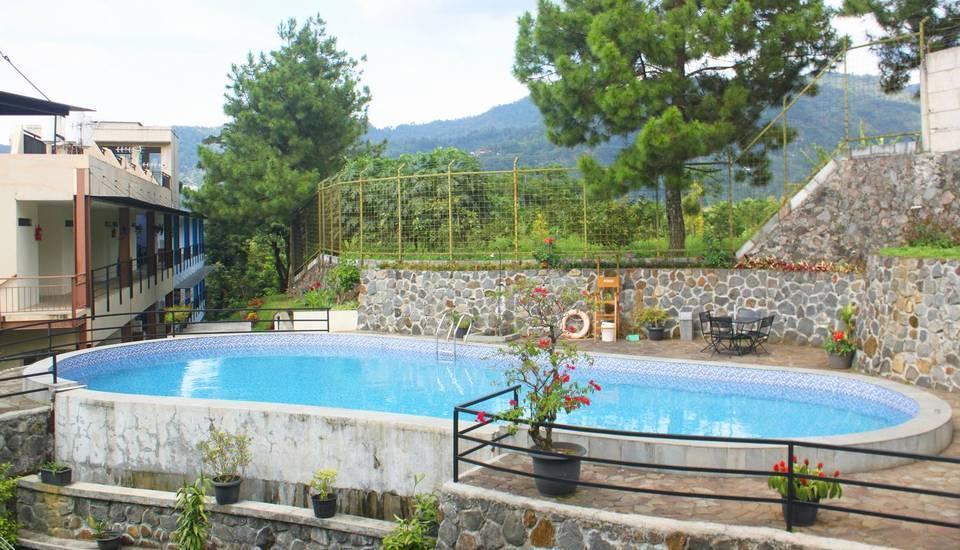 Graha Widjaja Bogor - Swimming Pool