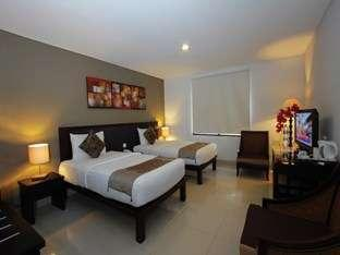 Gosyen Hotel Bali - Kamar Deluxe FLASH DEAL 50% NON REFUND