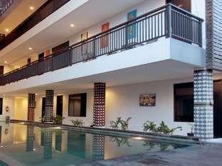 Gosyen Hotel Bali - Pemandangan