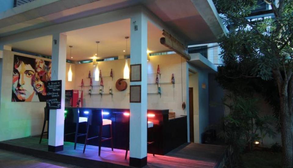 Gosyen Hotel Bali - Bar