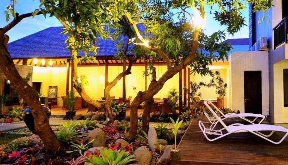 Gosyen Hotel Bali - Restoran