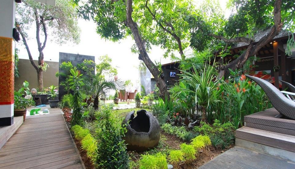 Gosyen Hotel Bali - Taman