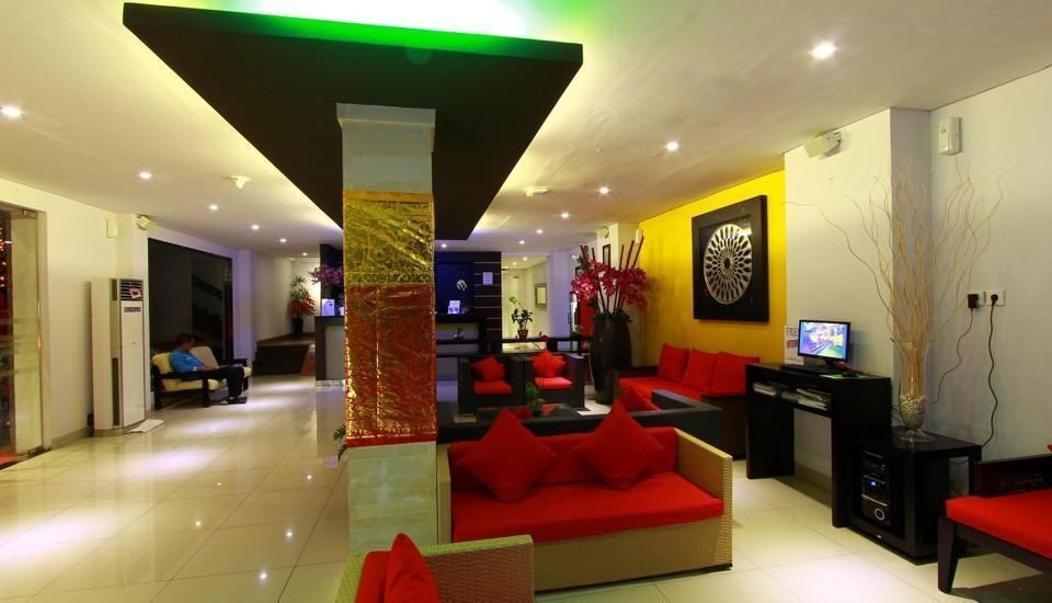 Gosyen Hotel Bali - Lobby