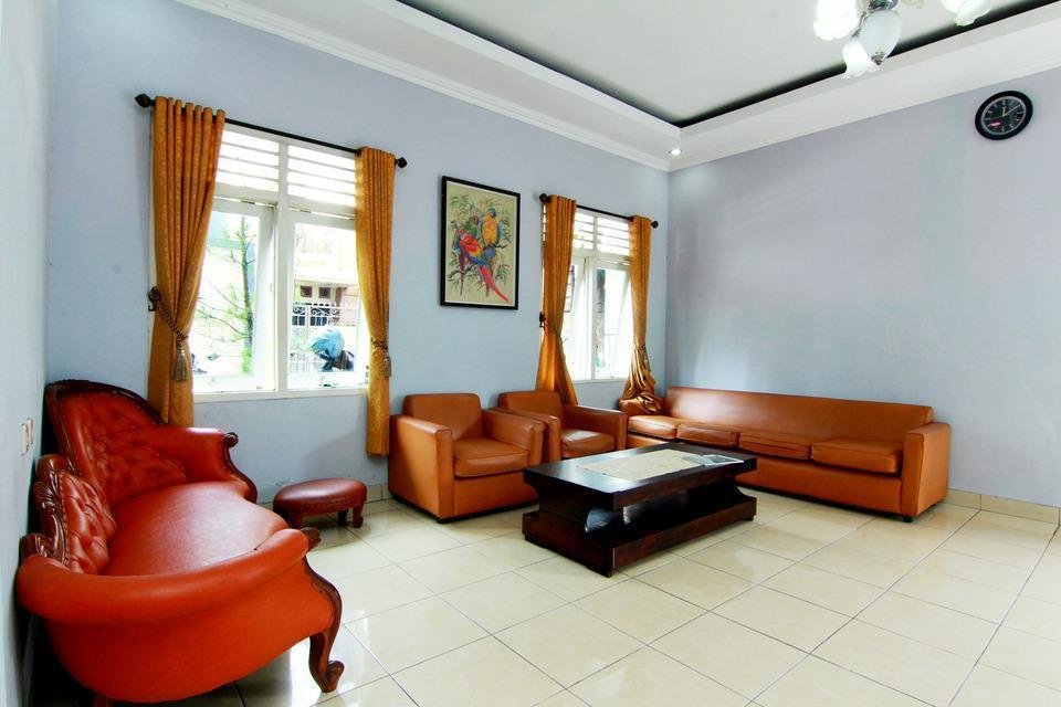 Almaidah Homestay Yogyakarta - Lobby