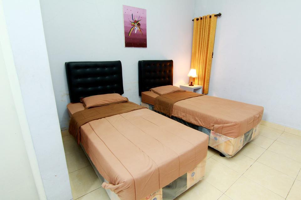Almaidah Homestay Yogyakarta - Deluxe Room
