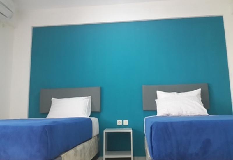 Hotel Griya Surya Solo - Kamar Deluxe Twin