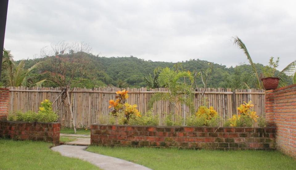 Siesta House Lombok - pemandangan