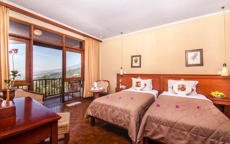 Puncak Pass Resort Cianjur - Guest Room